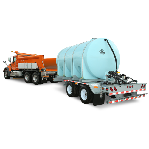 Trailer Mounted Anti-Icing System